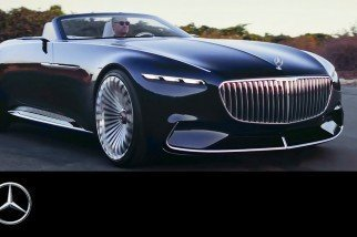 Vision Mercedes – Maybach 6